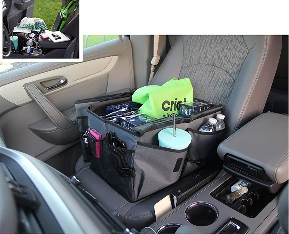 268d3ea05250 Amazon.com : ZLQF Car Back Seat Organiser Multi-Pocket Travel ...