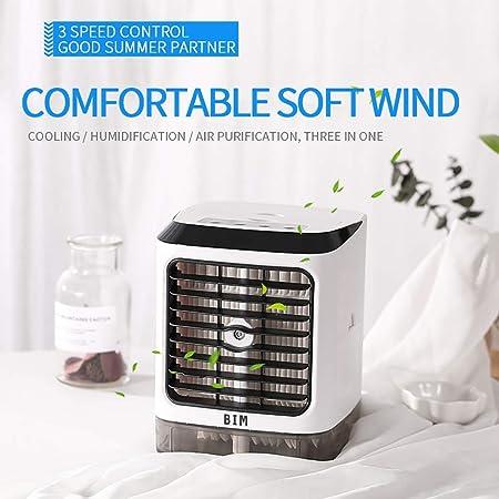 BIM Air Portatil Cooler, Climatizador Evaporativo, Aire ...