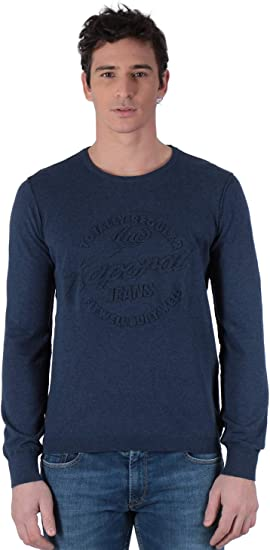 KAPORAL - Pull col Rond 100% Coton - Muse
