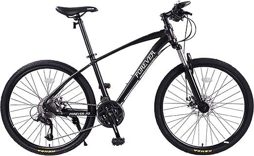 QIMENG Bicicleta Montaña Adulto,Bicicleta Montaña 26
