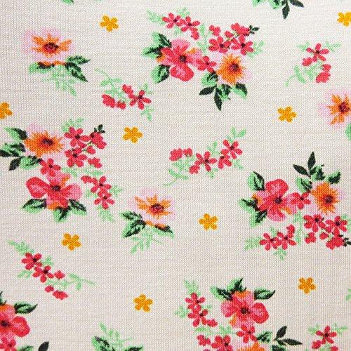 Sanctuarie Designs Tea Garden Print Plus Size Supersize Nightgown (6x)