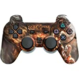 Skin Adesivo para PS2 Controle - God Of War 2 II