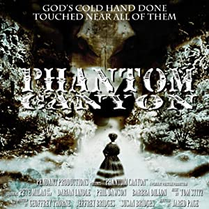Phantom Canyon Hörbuch
