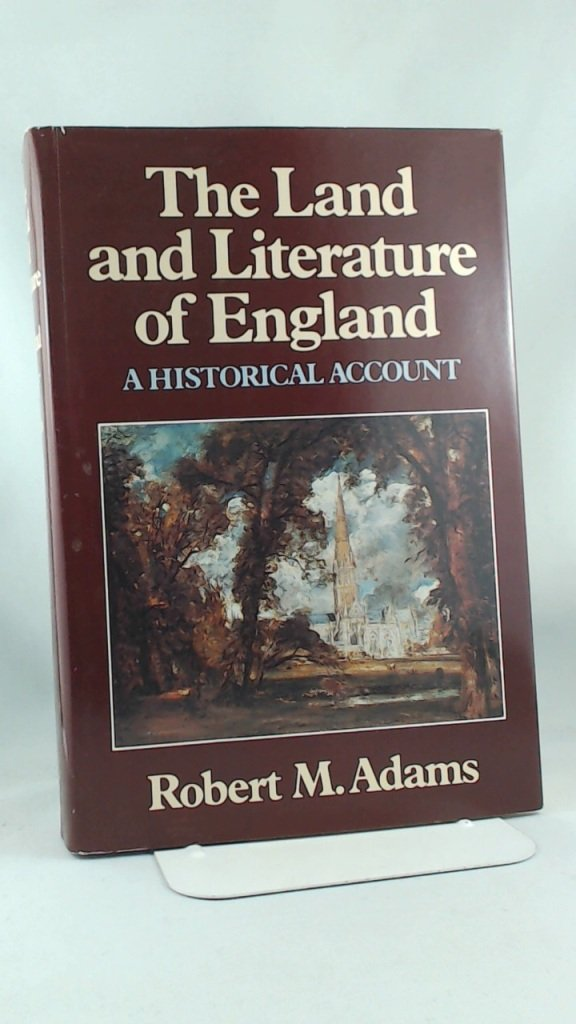 Land Literature England Historical Account product image
