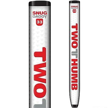 2 pulgar SNUG papaíto 33 blanco rojo utilizados.: Amazon.es ...