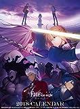 Fate/stay night[Heaven's Feel] 2018年 カレンダー 壁掛け A2 CL-51