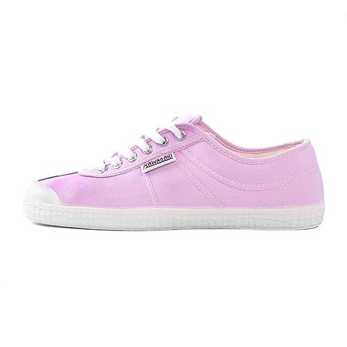 Kawasaki Zapatillas de Lona Para Hombre Rosa Rosa Rosa Size: 43: Amazon.es: Zapatos y complementos