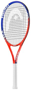 Head Ti Radical Elite Tennis Racquet Tennis Racquets at amazon
