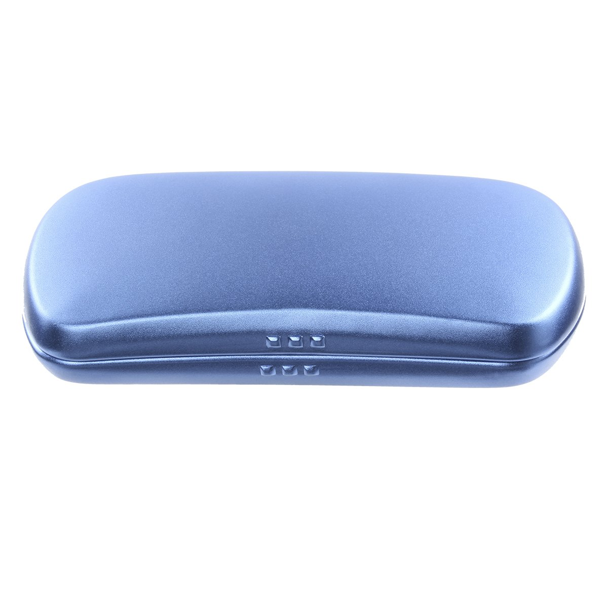 Ezeso Aluminum Eyeglasses Case Hard Shell Spectacles Box for Small and Medium Frames (D) by Ezeso