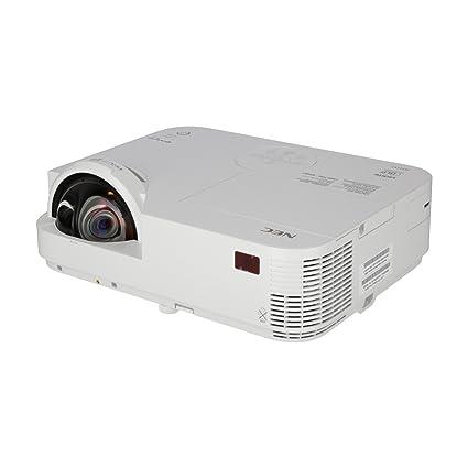 Proyector NEC M333XS DLP Short-Gobierno de 3,300 ANSILum: Nec ...