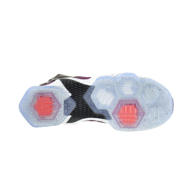 quality design df57e 7102d ... denmark nike lebron xiii mens scarpe da basket gelso nero viola platino  viola vivido 807219 624b5 ...