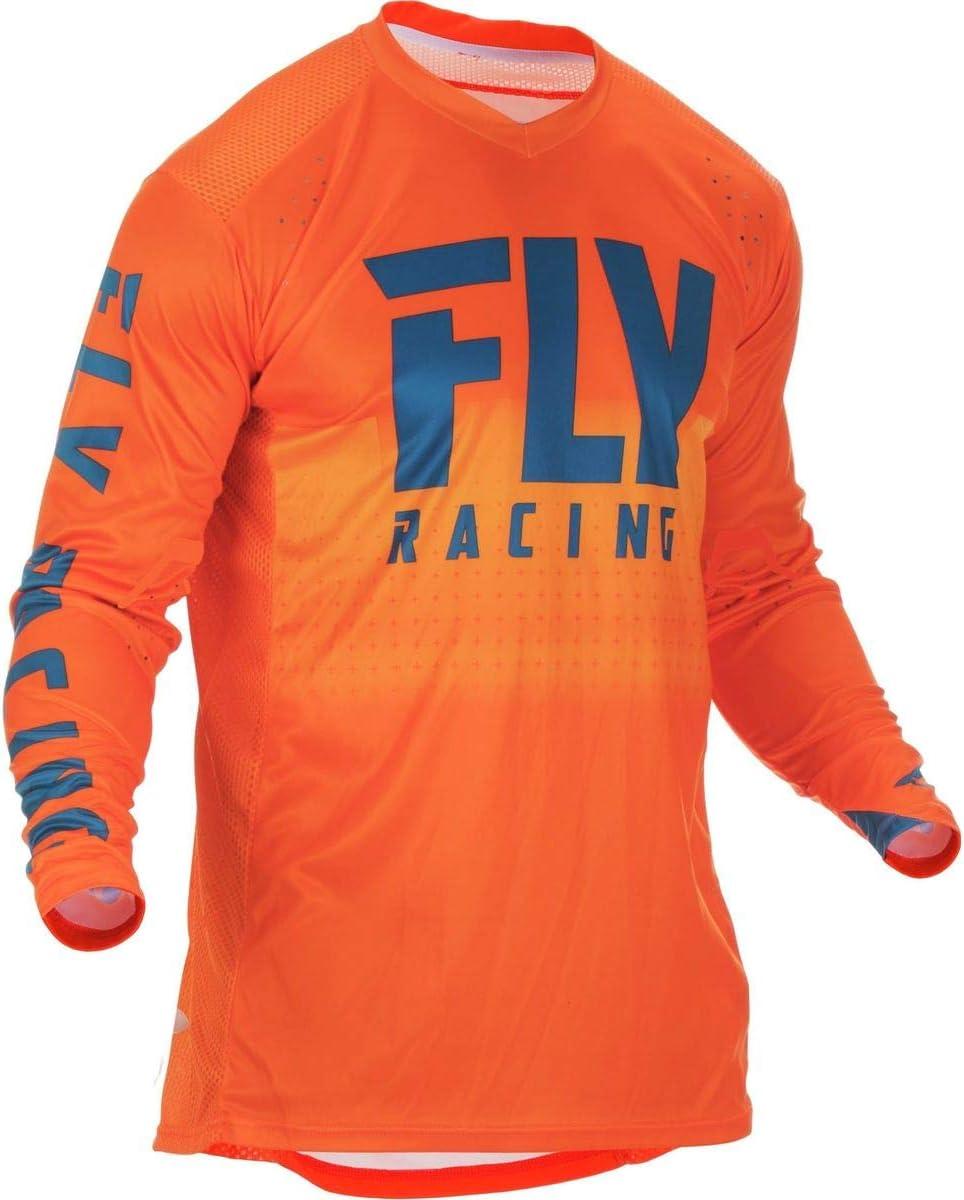 Fly Racing 2019 Lite Hydrogen Jersey RED//Grey Medium