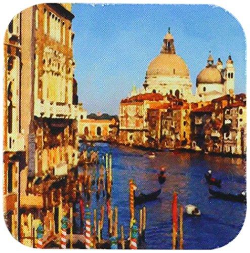 3dRose cst 1139 1 Venice Italy Coasters