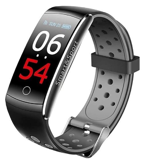 2018 Reloj inteligente Q8S deportivo, envio rapido, pulsera inteligente, smartwatch 2018, podómetro
