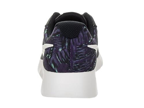 Nike 820201-500, Zapatillas de Deporte para Mujer, Morado (Dk Purple Dust/Sail/Black/Ghost Green), 38.5 EU