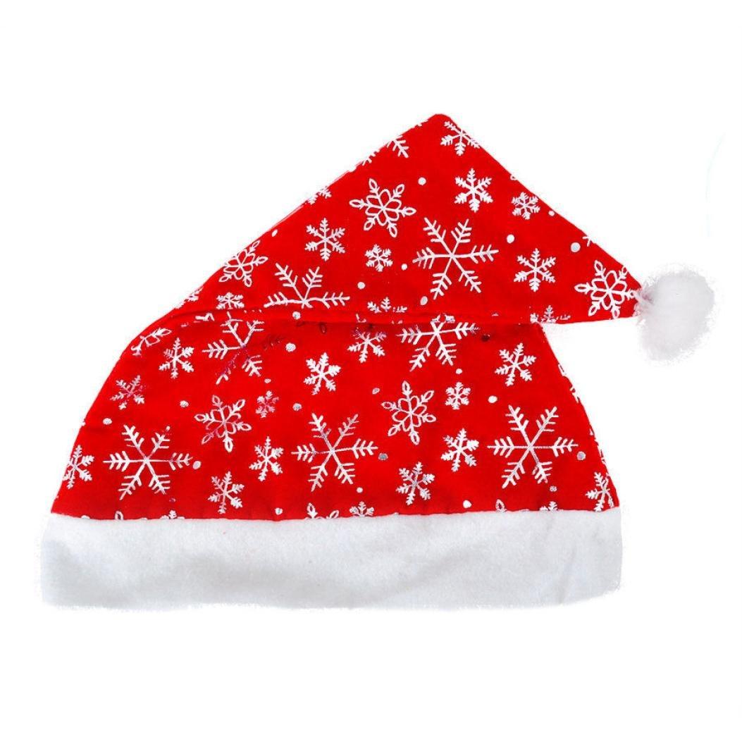 Huhu833 Weihnachten glücklich Weihnachtsfest Sankt Hut Rote Kappe ...