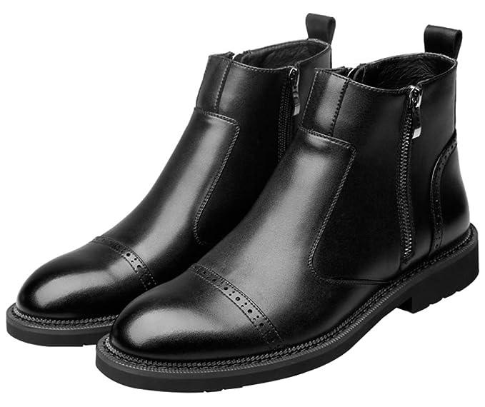 Botines Para Hombre Botines Retro De Moda Martin Boots,2-44EU: Amazon.es: Ropa y accesorios