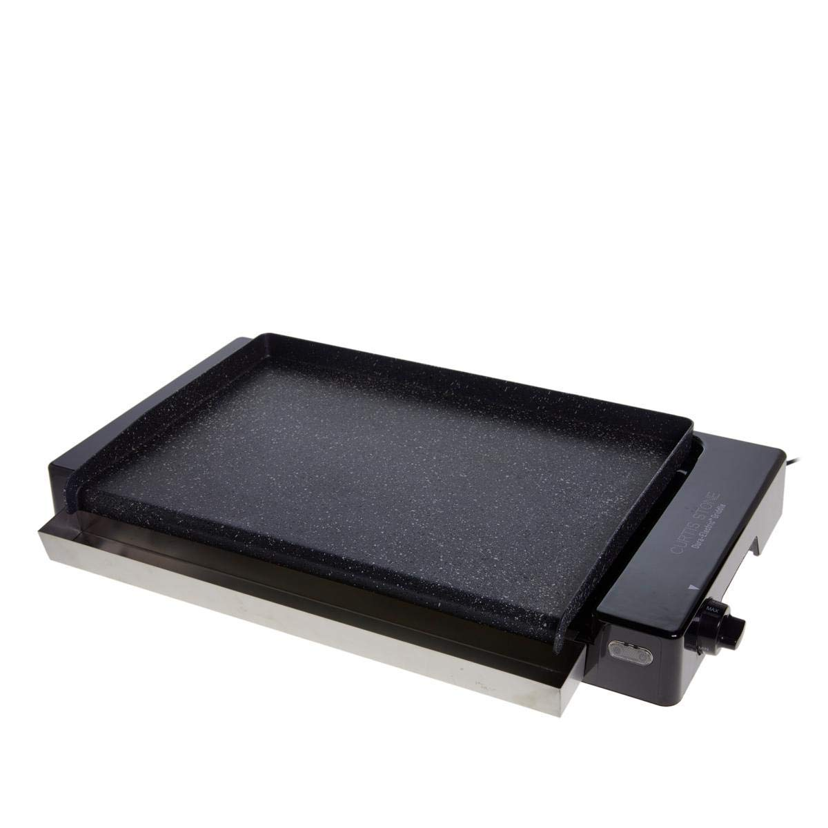 Curtis Stone Dura-Electric Nonstick Griddle Model 586-512 (Renewed)
