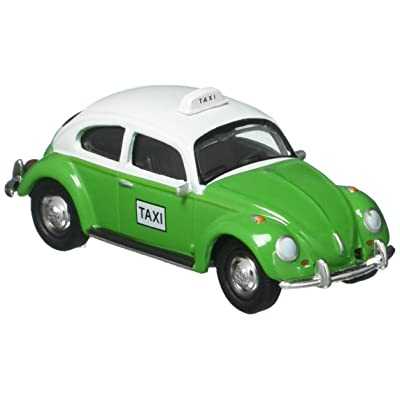 Greenlight 1:64 Club V-Dub 5 Volkswagen Beetle Taxi: Toys & Games