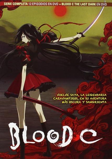 Blood C (Serie Completa) (3) [DVD]: Amazon.es: Animación, Tsutomu Mizushima, Animación, N/A: Cine y Series TV