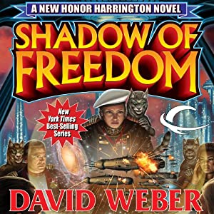 Shadow of Freedom Audiobook