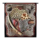 Fine Art Tapestries ''Africa'' Wall Tapestry