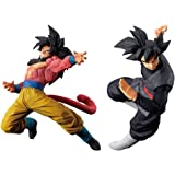 Banpresto Dragon Ball Super Son Goku Fes!! Vol.6 SS4 Gokou & Gokou Black Set of 2