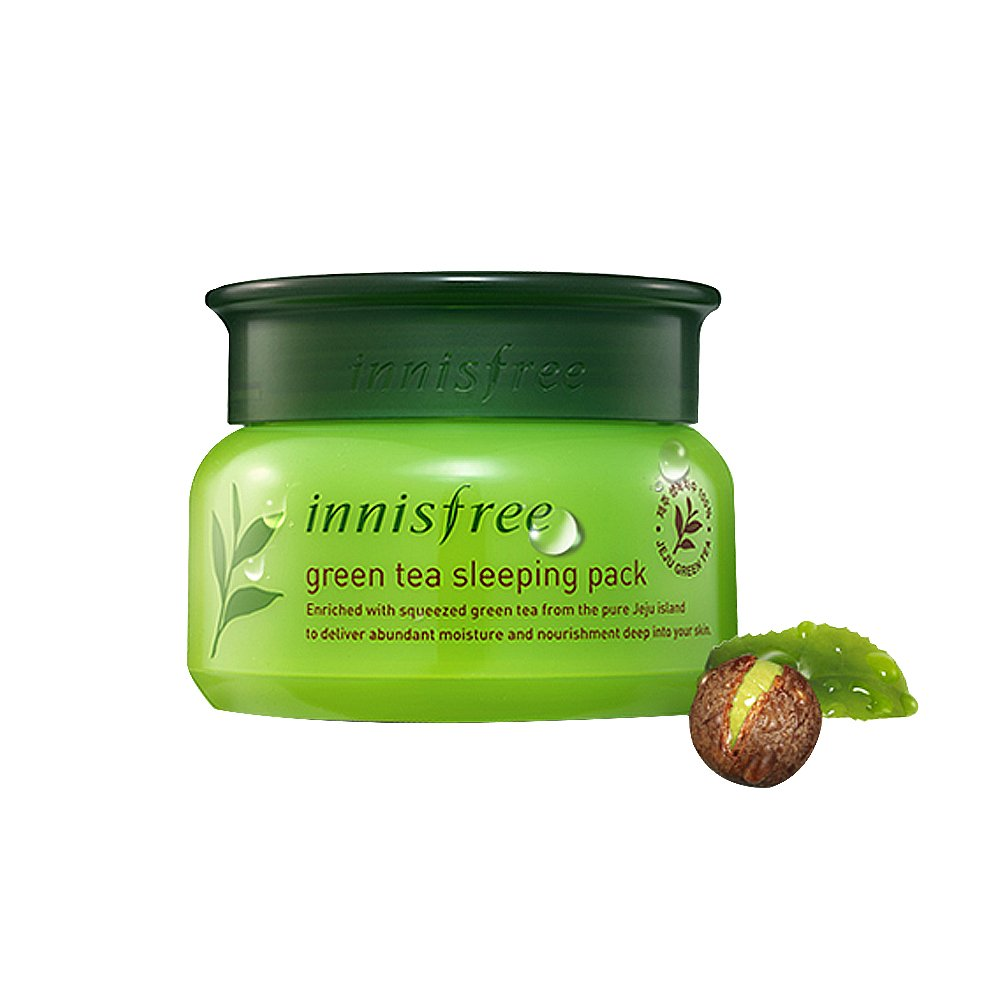 INNISFREE GREEN TEA SLEEPING PACK [2014 UPGRADE] by Innisfree AHGRD008644
