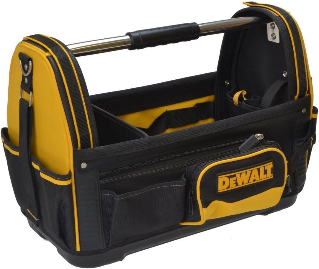 "DEWALT Open Tote Bag DWST1-79-208 18/"" Hand /& Power Tool Toolbag 1-79-208"