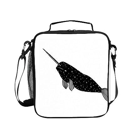 34ec5085c756 Amazon.com - Levendem Insulated Fashion Lunch Picnic Container Bag ...