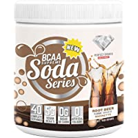 Perfect Sports Bcaa Supreme Soda Series, Root Beer, 400g, 40 Count