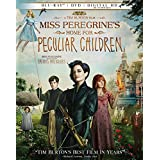 Miss Peregrines Home For Peculiar Children (Bilingual) [Blu-ray + Digital Copy]