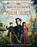 Miss Peregrines Home For Peculiar Children (Bilingual) [Blu-ray + Digital Copy]