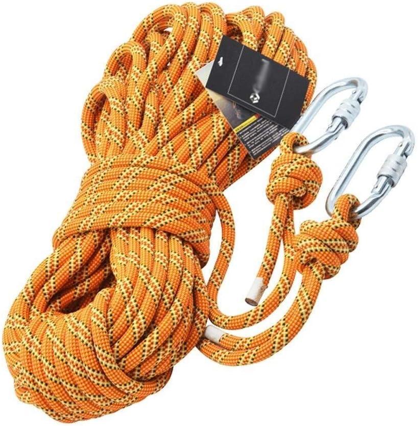 LIYUN Equipo De Cuerda De Seguridad For Cuerdas De Escalada ...