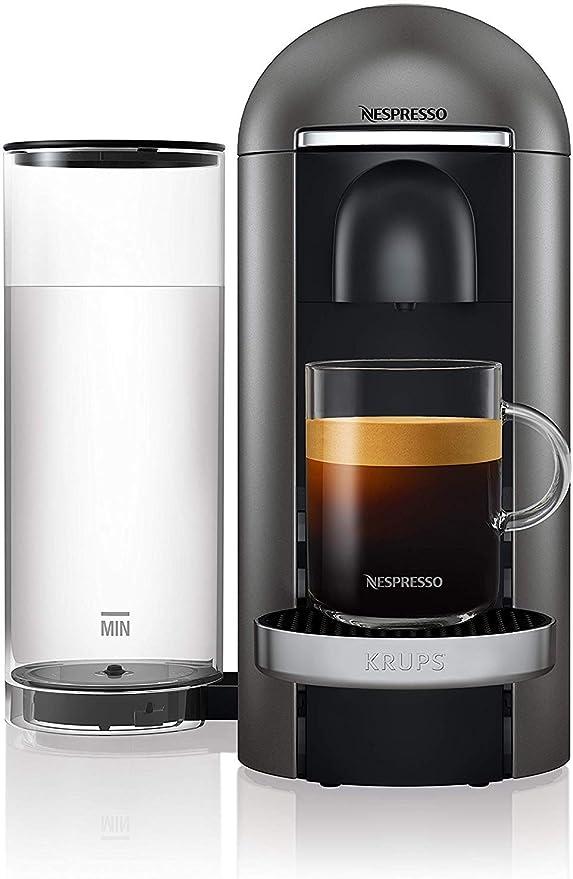 Krups Evidence XN900T Independiente Máquina de café en cápsulas Negro 1,7 L Semi-automática - Cafetera (Independiente, Máquina de café en cápsulas, 1,7 L, Cápsula de café, 1260 W, Negro): Amazon.es: Hogar