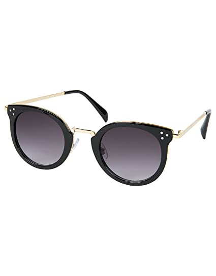 Tilly Two Tone Flattop Sunglasses - Taille unique kxjNaKo1P6
