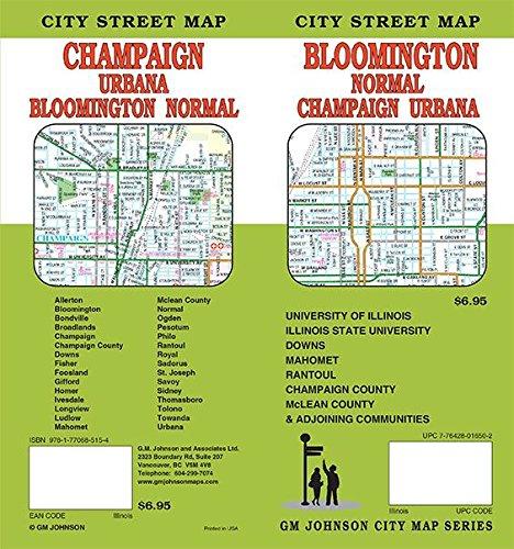 Bloomington / Champaign / Urbana, Illinois Street - Outlet Champaign
