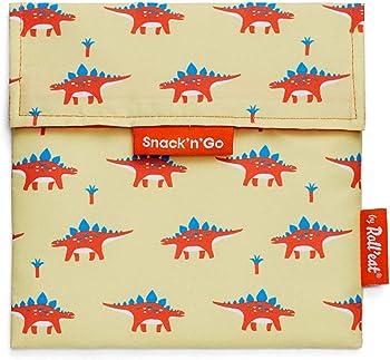 Roll'eat - Snack'n'Go Animals | Bolsa Merienda Infantil Porta Sandwich Reutilizable