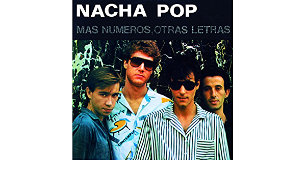 Más Números, Otras Letras: Nacha Pop: Amazon.es: CDs y vinilos}