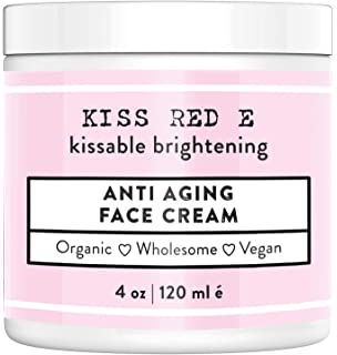 Anti Aging Face Cream. Best Anti Wrinkle Cream Moisturizer For Face, Hands, Neck