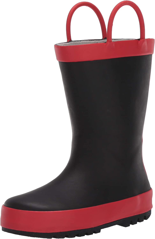 Essentials Kids' Harper Rain Boot: Clothing