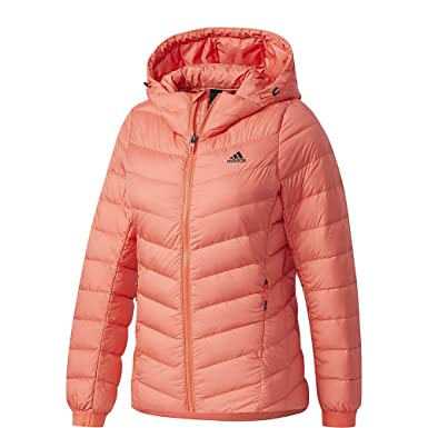 bf757ac9168f1 Amazon.com: adidas outdoor Womens Climawarm Nuvic Jacket: Clothing