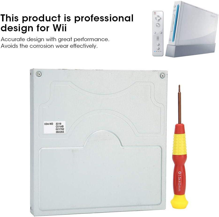 Socobeta Langlebig RD DKL034 ND Genaues DVD-ROM-Laufwerk mit h/öchster Leistung f/ür Konsolenreparaturteile