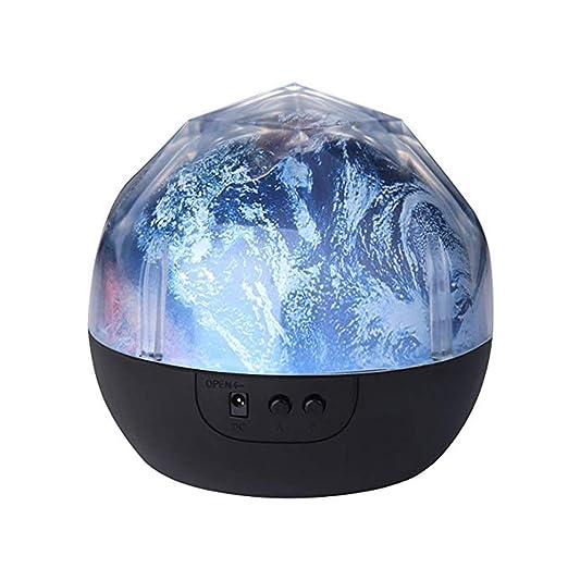 Wallfire Noche Lunar Luz Planeta Proyector Mágico Tierra Universo ...