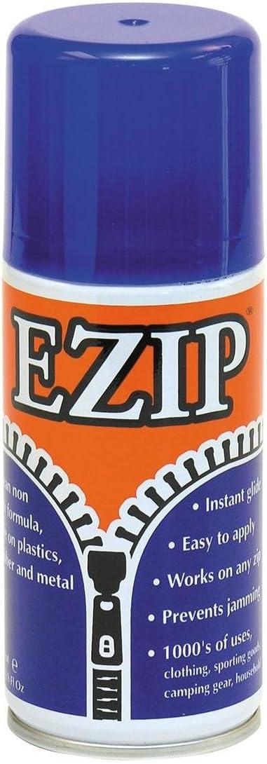 Aerosol para desatascar cremalleras Napier EZIP