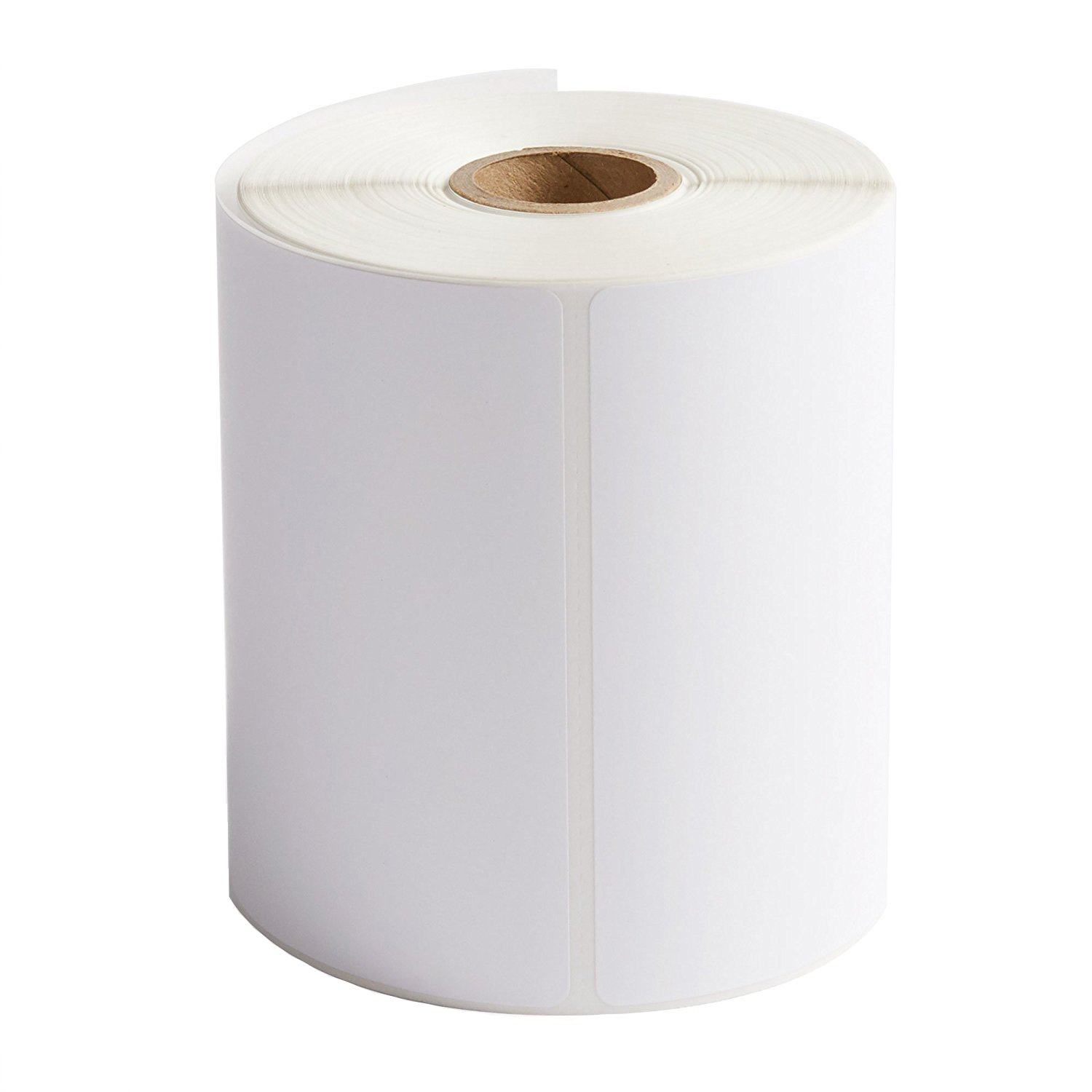 160 Labels Per Roll Perf 36 Rolls 4x4 Direct Thermal Labels For Zebra Printers