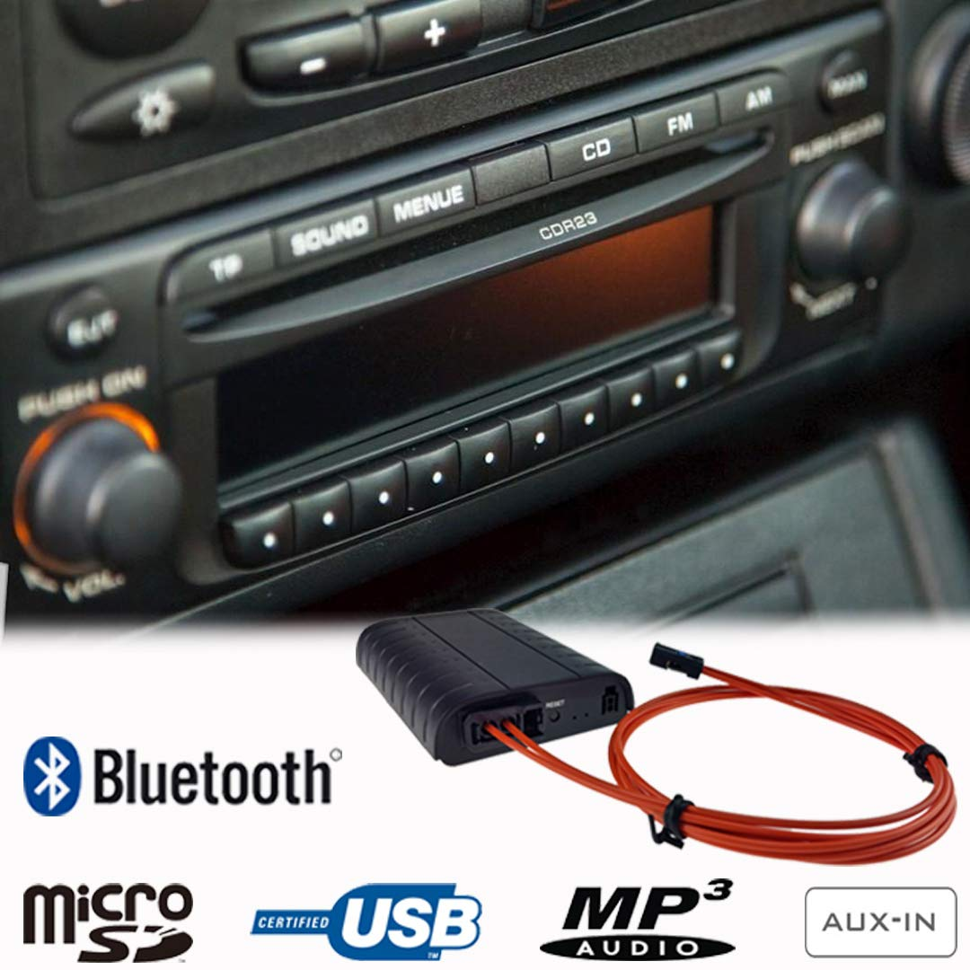 Amazoncom Bluetooth Handsfree Usb Sd Mp3 Music Player