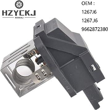 REPAIR SERVICE for Peugeot 207 208 508 Heater Blower Resistor Pack
