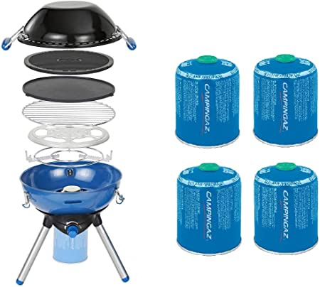 CAMPINGAZ Campingas Party Grill 400 CV Gas Stove + Free ...