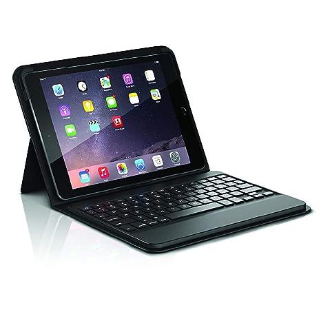 Zagg ID8BSF-BBC Bluetooth AZERTY Negro Teclado para móvil: Amazon.es: Electrónica